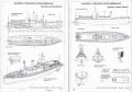 17метровый адмиральский катер IJN 1/144