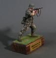 Tamiya 1/16 German elite infantryman