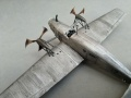 Конверсия MPM 1/72 Junkers W33 эксперементальный.