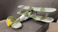 Roden 1/48 Gloster Gladiator J-8A yellow
