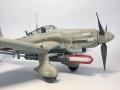 Конверсия Hasegawa 1/32 Ju-87D4