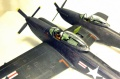 Monogram 1/72 Twin Mustang F-82G