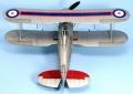 Merit 1/48 Gloster gladiator Mk.I