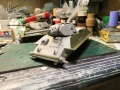 1/35 Т-34 Лазо