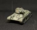 Звезда 1/100 Советский средний танк Т-34/76 (обр. 1943)