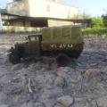 Звезда 1/35 ГАЗ-АА Полуторка