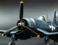 Tamiya 1/48 Vought F4U-1D Corsair (No. 61061)