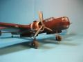 Croco 1/72 Fokker T IX - Шоколадный бомбер