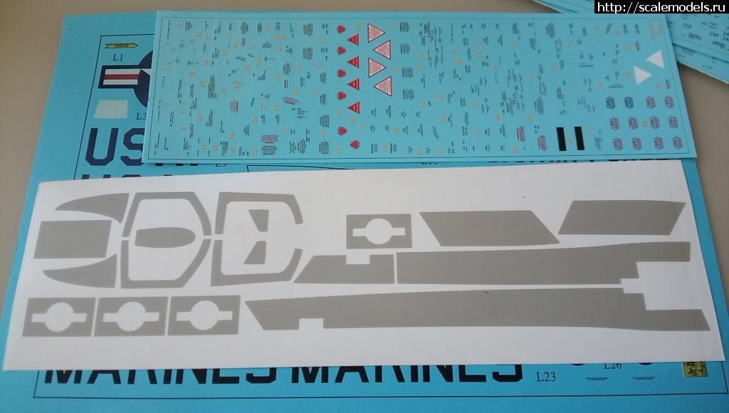 Анонс UpRise: декаль 1/48 F-4B/N/J/S/C/D, RF-4B/C Phantom-II Stencils в 48 масштабе Закрыть окно