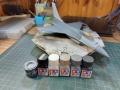 Italeri 1/48 F-16A Fighting Falcon