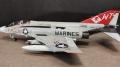Academy 1/72 F-4J Phantom VMFA-232 Red Devils