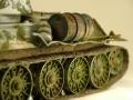 Звезда+Макет 1/35 Т-34-76 - Зима скоро