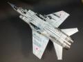 АМК 1/48 МиГ-31 + АПА-5Д Kitty Hawk