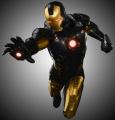 3d print 170mm Iron Man (BLACK EDITION)