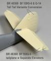Анонс от Barracuda Studios 1/48, 1/32 Bf 109G