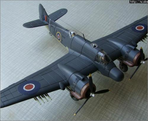 revell beaufighter tf сборке bristol 04290 инструкция по
