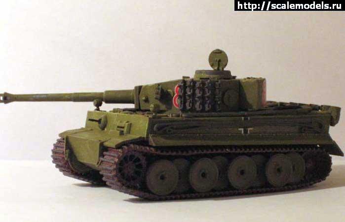 Revell 1/72 Pz Kpfw VI Tiger
