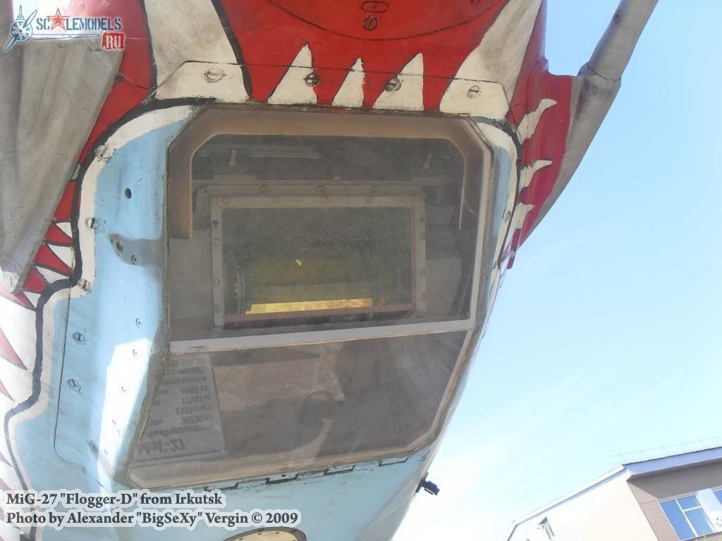 МиГ-27 (Иркутск) : w_mig27_irkutsk : 24979