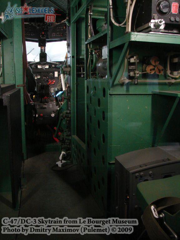 C-47/DC-3 Skytrain (Ле Бурже) : w_c47skуtrain_lebourget : 12679