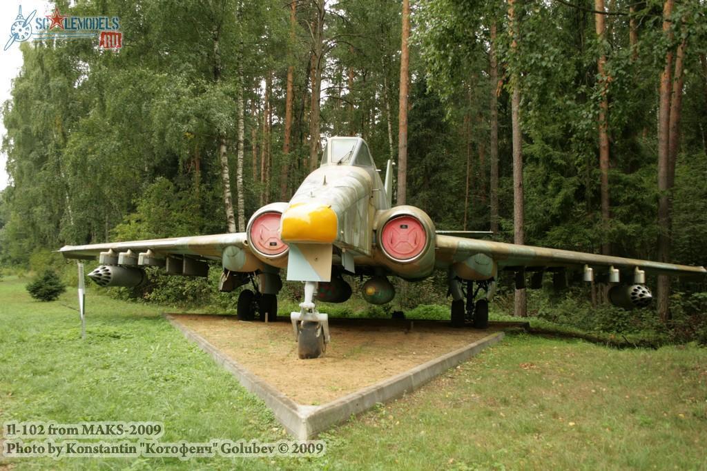 Ил-102 (МАКС-2009) : w_il102_maks2009 : 19855