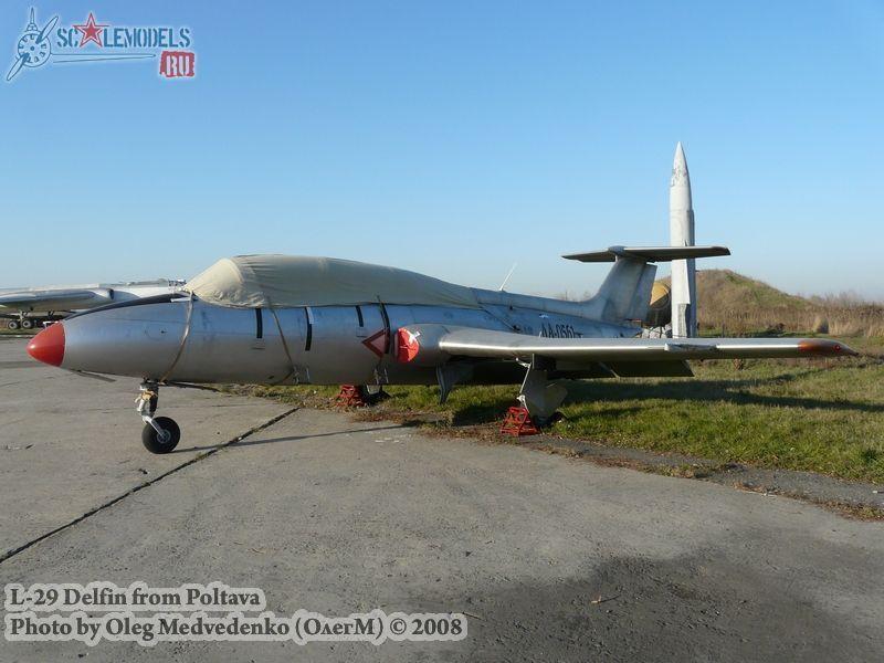 L-29 Delfin (Полтава) : w_l29delfin_poltava : 13046