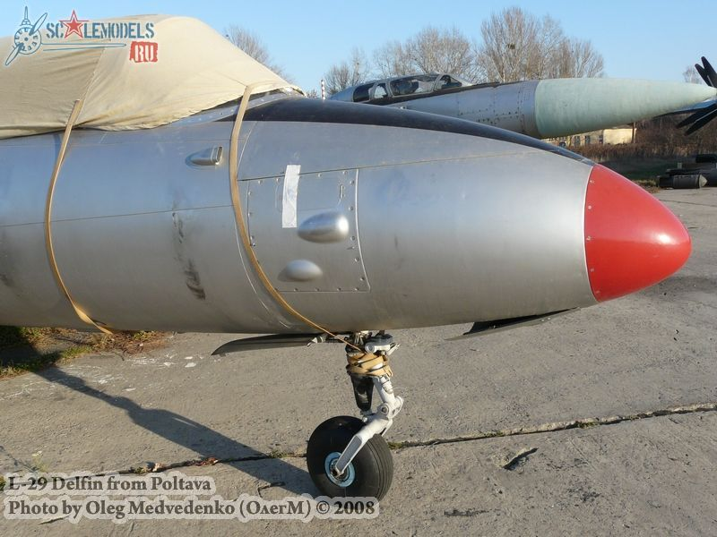 L-29 Delfin (Полтава) : w_l29delfin_poltava : 13090