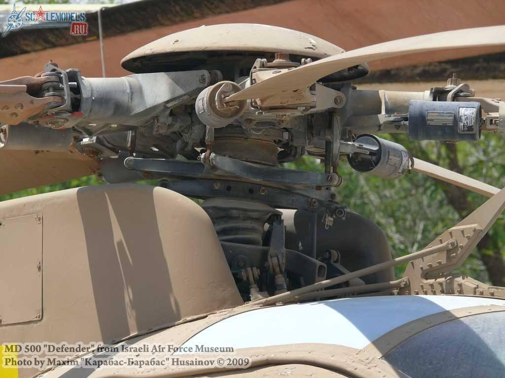 MD 500 Defender (Israeli Air Force Museum) : w_md500defender_iaf : 17874