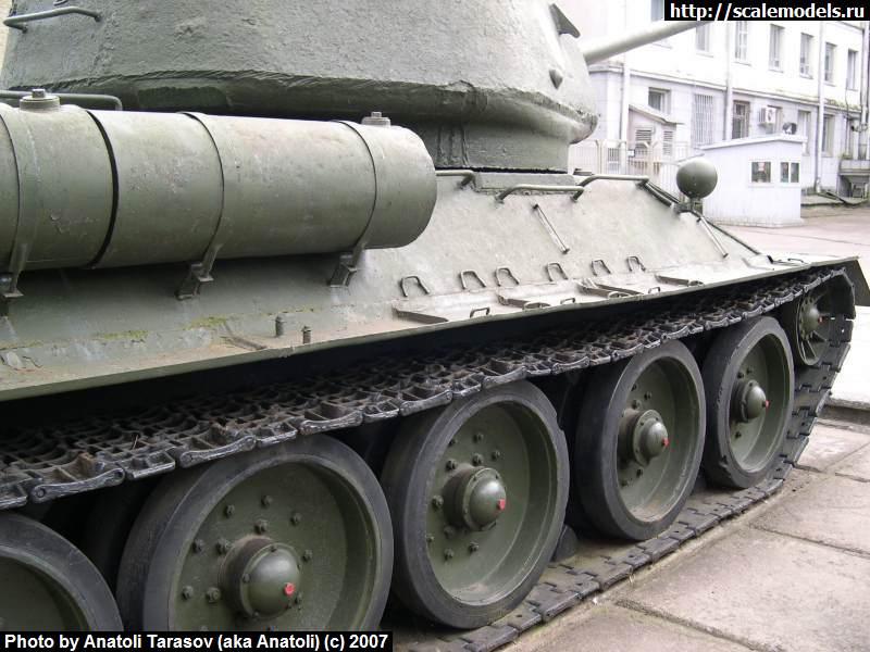 Т-34-85 (Минск) : w_t3485 : 3986