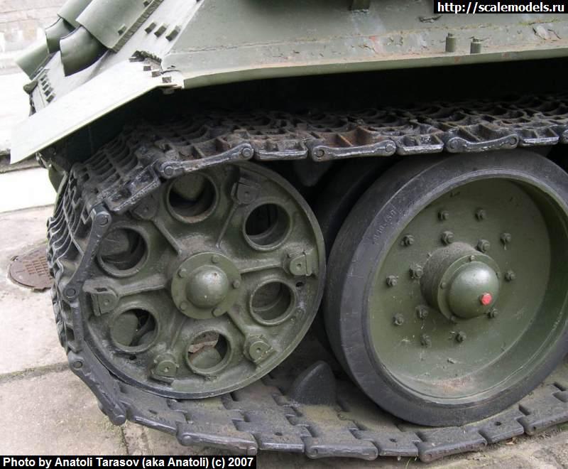 Т-34-85 (Минск) : w_t3485 : 3988